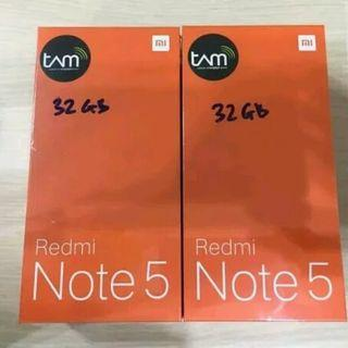 Promo Xiaomi Redmi Not 5