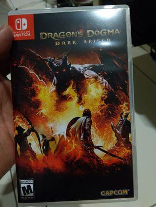 Dragon Dogma Switch