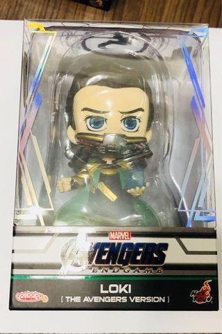 Cosbaby Loki(The Avengers Version)