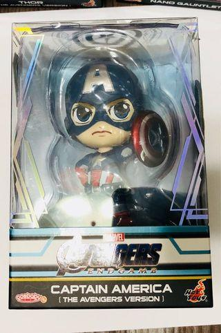 Cosbaby Captain America(The Avengers Version)