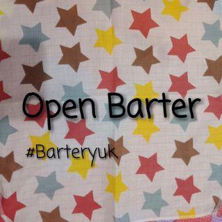 #Barteryuk open barter