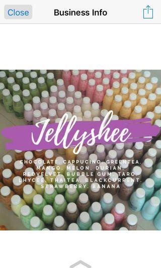 Minuman jellyshee murah