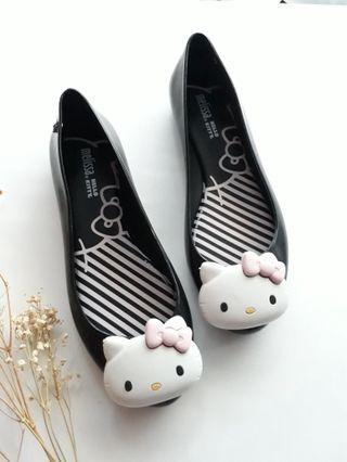 Original Sepatu Melissa Hello Kitty