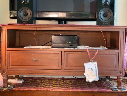RAMADAN TeakCo.com Teak TV Console Sideboard EXTRA DISC%OFF