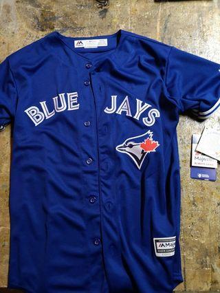 Blue Jays Jersey size L (14-16)