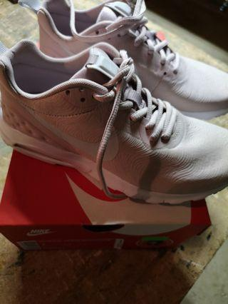 Nike Air Max running shoes size 7