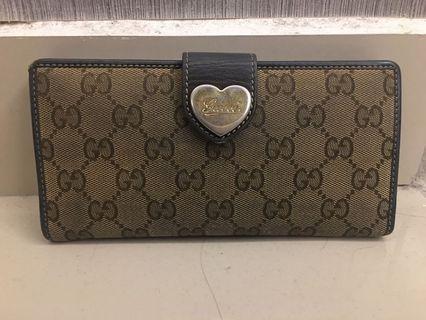 Preloved Gucci Wallet