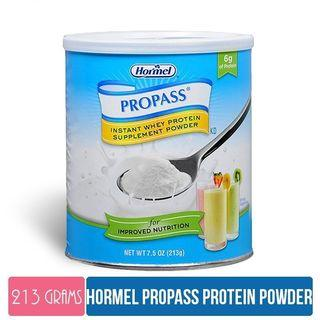 Hormel Propass Protein Powder Meal Replacement Suitable For Abbott Ensure 213g