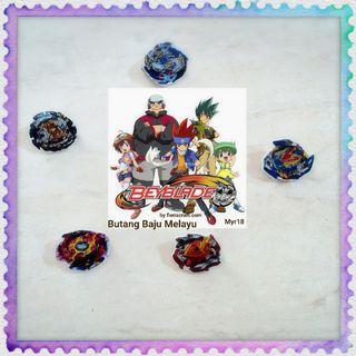 Butang Baju Melayu Beyblade