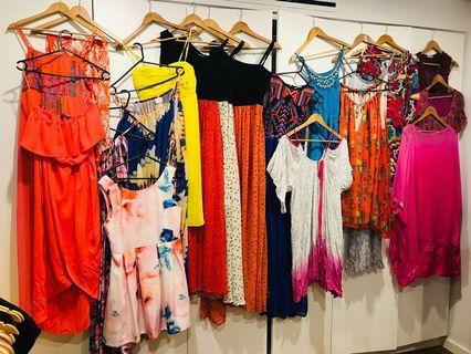 Summer dresses fashion dresses x20 pieces