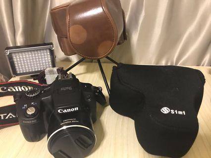 🚚 Canon SX50HS