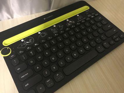 🚚 Logitech Bluetooth Keyboard