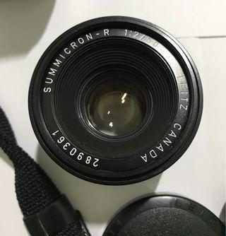 🚚 Leica Summicron 50mm F2 lens