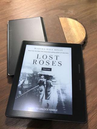 🚚 Amazon Kindle Oasis 電子書 亞馬遜7吋 閱讀器 4GB