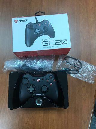 🚚 MSI 微星 遊戲手把GC20 滑鼠一起賣GC30 可參考