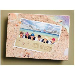 NCT DREAM [We Young] 1st Mini Album CD + POSTER + Photobook + Photo card
