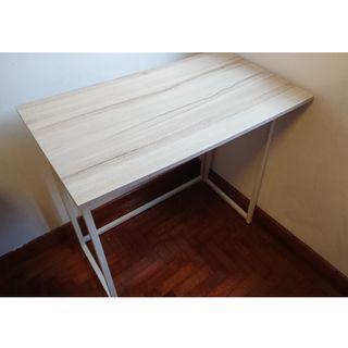 Study desk foldable