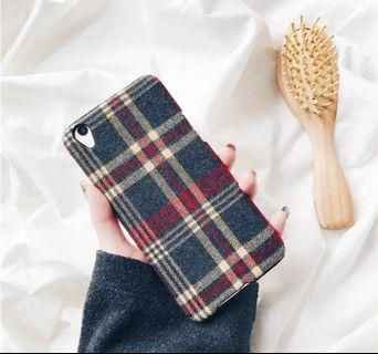 🚚 Samsung S8 case checkered