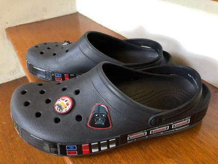 Authentic Crocs Star wars