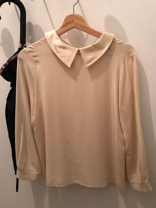 Marc by Marc Jacobs Silk Blouse