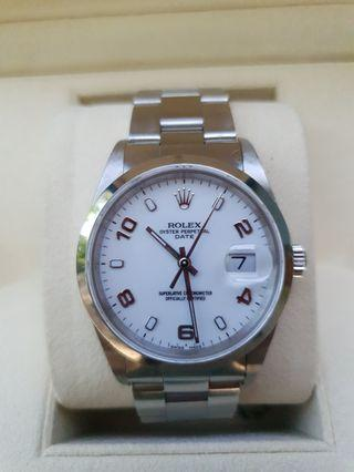 Rolex Oyster Perpetual Date Midsize Watch