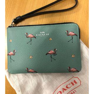 Coach Purse - Flamingo
