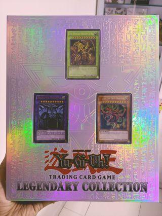🚚 Yugioh Legendary Collection