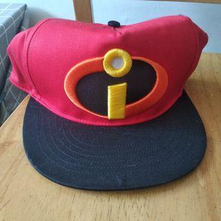 迪士尼 超人特攻隊 cap帽