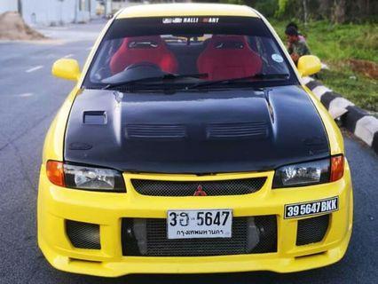 Mitsubishi evolution 3 Thailand