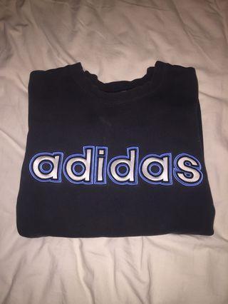Authentic Vintage Adidas Crewneck