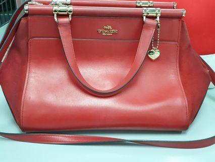 COACH Selina Gomez Grace Bag