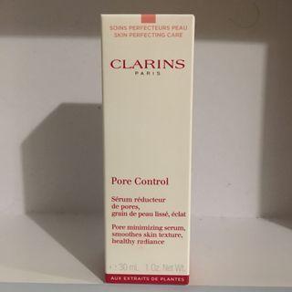 Clarins NEW pore control serum 50% off