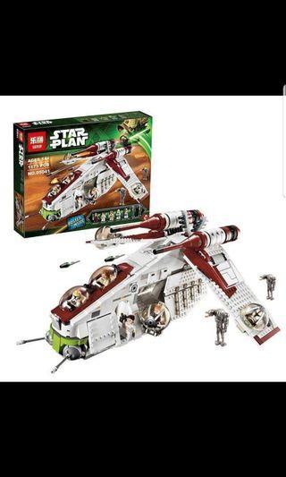Lepin 05041 Republic Gunship