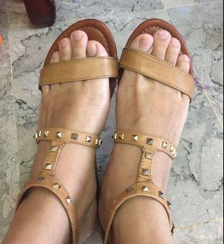 #BAPAU Sandal Etnik