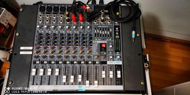 Mackie ProFx12 mixer with efx