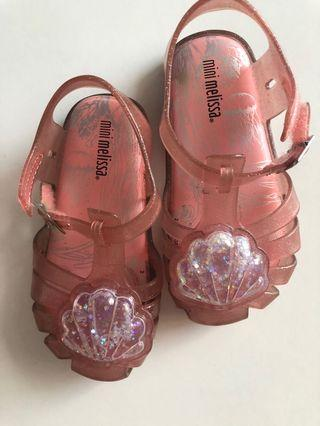 Mini Melissa size 8 original