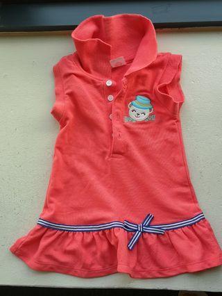 🚚 Bless baby girl dress