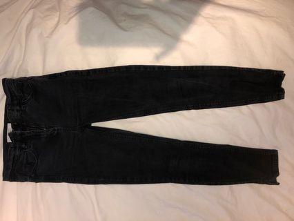 Faded Black Jeans • Dynamite