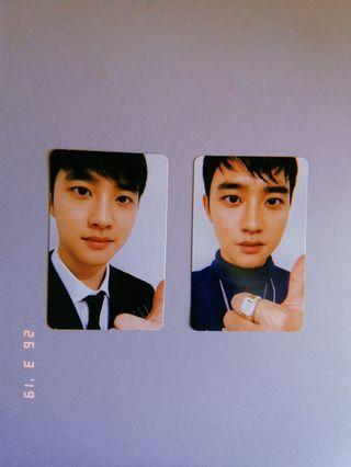 WTS EXO D.O OFFICIAL PHOTOCARD