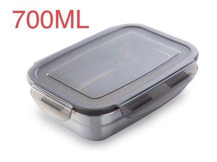 🚚 美心不鏽鋼保溫盒700ML
