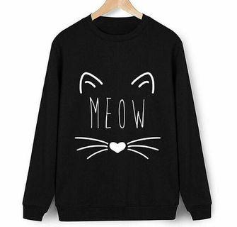 [NEW] Meow Sweater