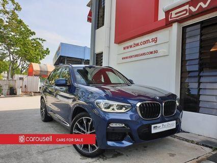 BMW X3 xDrive30i M-Sport