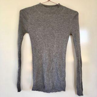 Seduce grey knit 8