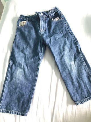 Burberry長褲