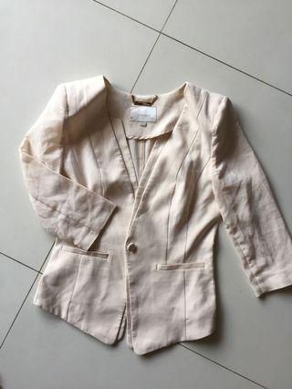 Vero Moda 3/4 Blazer