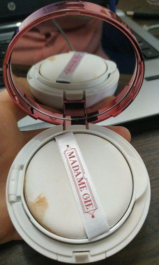 BB Cushion Madame Gie Used