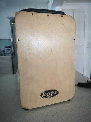 🚚 USA Kopf Cajon (Duo surface with inbuild Cajon Pickup)