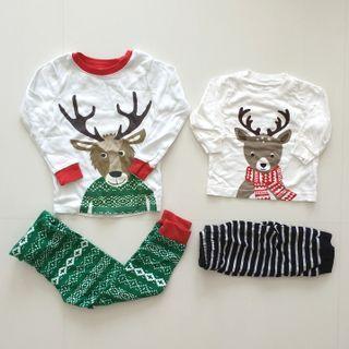 Carter's Christmas Pyjamas 3M