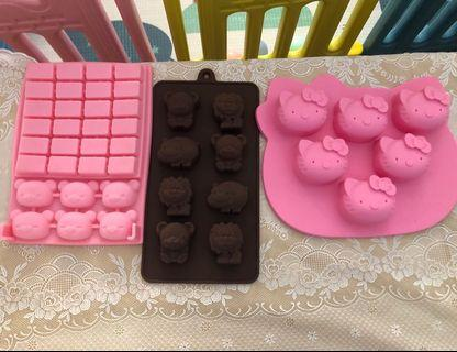 Baking /Jelly Silicone Mold