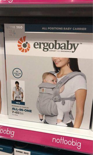 🚚 Ergobaby Carrier